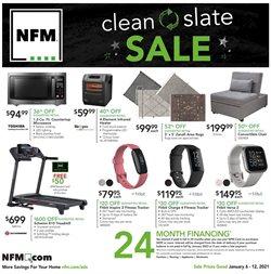 Nebraska Furniture Mart catalogue ( Expired )