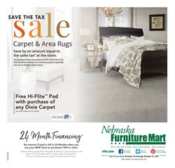 Nebraska Furniture Mart Deals In The Des Moines IA Weekly Ad