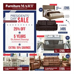 The Furniture Mart catalogue in Grand Forks ND ( 5 days left )