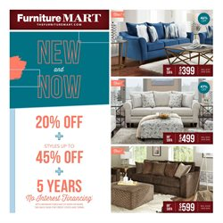 The Furniture Mart catalogue ( 2 days left )