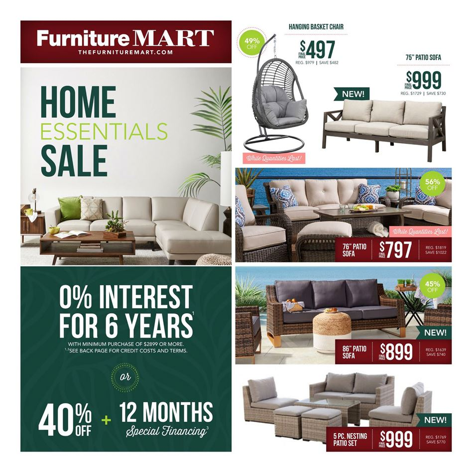 the furniture mart in saint paul mn | weekly ads & coupons