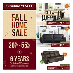 The Furniture Mart catalogue ( 13 days left )
