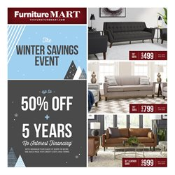 The Furniture Mart catalogue ( 6 days left )