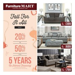 The Furniture Mart deals in the The Furniture Mart catalog ( 10 days left)