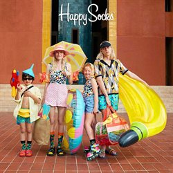 Happy Socks catalogue in San Francisco CA ( More than a month )