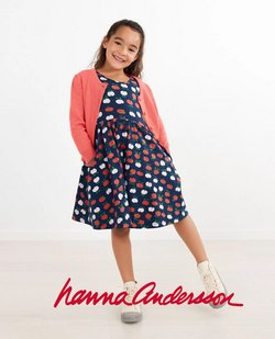 Hanna Andersson deals in the Hanna Andersson catalog ( More than a month)