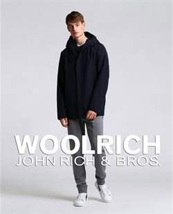 Woolrich deals in the New York weekly ad