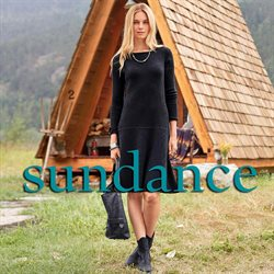 Fashion deals in the Sundance weekly ad in New York