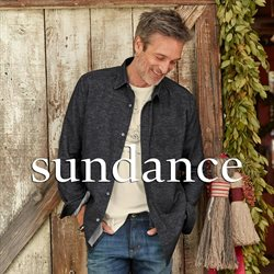 Clothing & Apparel deals in the Sundance weekly ad in Bothell WA