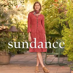 Clothing & Apparel offers in the Sundance catalogue in Hammond IN ( 5 days left )