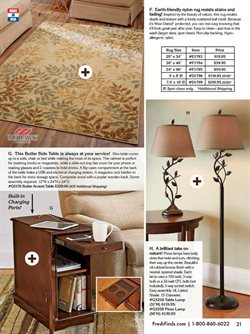 Floor lamp deals in the Fresh Finds weekly ad in New York