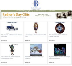 Bradford Exchange deals in the Bradford Exchange catalog ( 8 days left)
