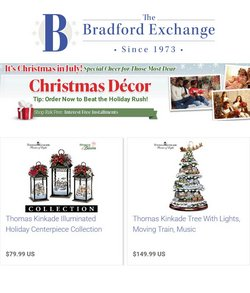 Jewelry & Watches deals in the Bradford Exchange catalog ( 1 day ago)