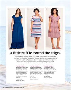 Dress deals in the Lands' End weekly ad in Muskegon MI