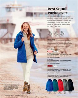 Ring deals in the Lands' End weekly ad in New York