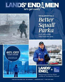Clothing & Apparel offers in the Lands' End catalogue in High Point NC ( 18 days left )