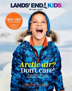 Clothing & Apparel offers in the Lands' End catalogue in Syracuse NY ( 26 days left )