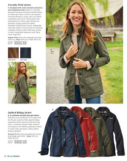 Belt deals in the L.L.Bean weekly ad in New York