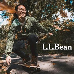 Clothing & Apparel offers in the L.L.Bean catalogue in Cortland NY ( More than a month )