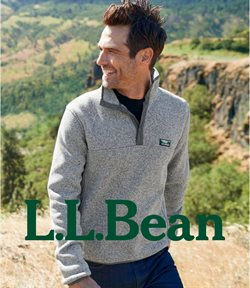 L.L.Bean catalogue ( More than a month )