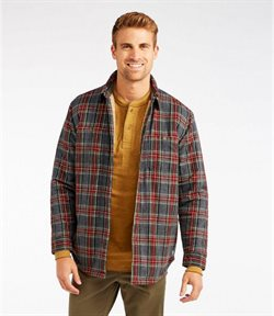 Clothing & Apparel offers in the L.L.Bean catalogue ( More than a month )