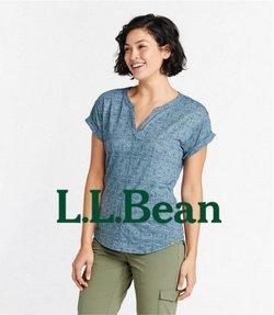 L.L.Bean catalogue ( More than a month )