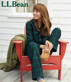 Clothing & Apparel deals in the L.L.Bean catalog ( Published today)