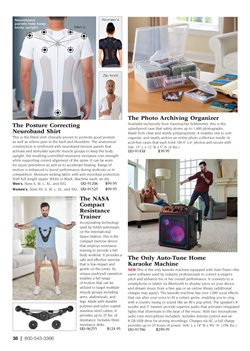 Shirt deals in Hammacher Schlemmer