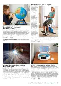 Interactive toys deals in Hammacher Schlemmer