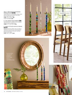 Mirror deals in the Viva Terra weekly ad in Modesto CA