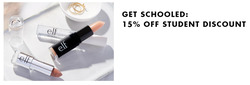 ELF cosmetics coupon in Danbury CT ( 5 days left )
