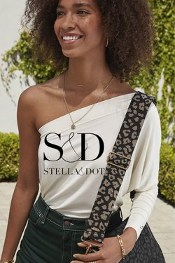 Jewelry & Watches deals in the Stella & Dot catalog ( More than a month)