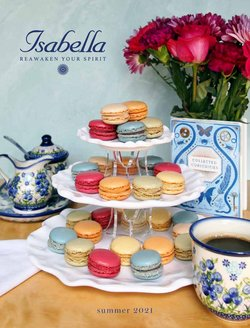 Beauty & Personal Care deals in the Isabella catalog ( 7 days left)