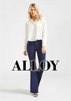 Alloy deals in the New York weekly ad