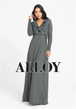 Alloy catalogue ( More than a month )