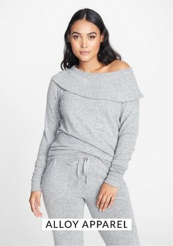 Clothing & Apparel deals in the Alloy catalog ( 3 days left)