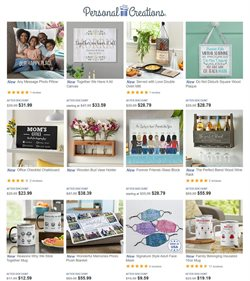 Home & Furniture offers in the Personal Creations catalogue in San Luis Obispo CA ( 15 days left )