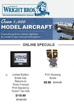 Wright Bros deals in the Wright Bros catalog ( 1 day ago)