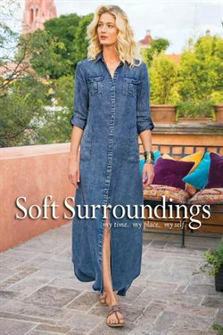 Soft Surroundings deals in the Houston TX weekly ad