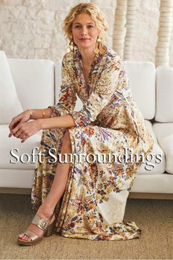 Soft Surroundings catalogue ( More than a month )