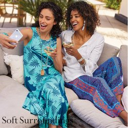 Soft Surroundings deals in the Soft Surroundings catalog ( 13 days left)