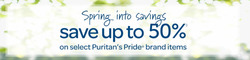 Puritan's Pride deals in the New York weekly ad