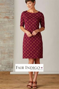 Clothing & Apparel offers in the Fair Indigo catalogue in New York ( More than a month )
