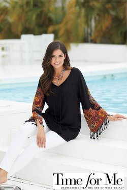 Clothing & Apparel deals in the Time For Me catalog ( Published today)