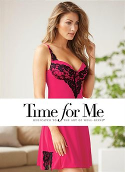 Lingerie deals in the Time For Me weekly ad in New York