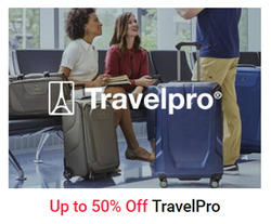 Travel & Leisure deals in the eBags weekly ad in New York