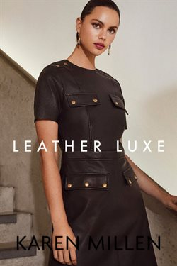 Luxury brands offers in the Karen Millen catalogue in San Francisco CA ( More than a month )