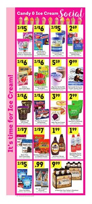 Cream deals in the Lucky Supermarkets weekly ad in New York