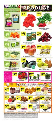 Flower deals in the Lucky Supermarkets weekly ad in New York