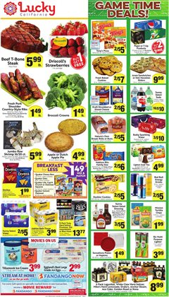 Lucky Supermarkets catalogue in New York ( Expired )